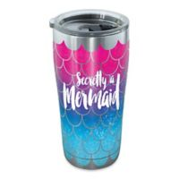 Tervis® Mermaid Tail 20 oz. Stainless Steel Tumbler with Lid