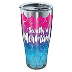 "Tervis® SIC® ""Secretly a Mermaid"" 30-oz. Stainless Steel Tumbler with Lid"