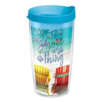 Tervis® It's a Shore Thing 16 oz. Wrap Tumbler with Lid