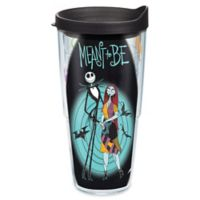 Tervis® Disney® Nightmare Before Christmas Meant to Be 24 oz. Wrap Tumbler with Lid