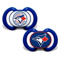 Baby Fanatic® Gen. 3000 MLB Toronto Blue Jays 2-Pack Pacifiers