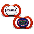 Baby Fanatic® Gen. 3000 University of Florida 2-Pack Pacifiers