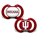 Baby Fanatic® Gen. 3000  University of Indiana 2-Pack Pacifiers
