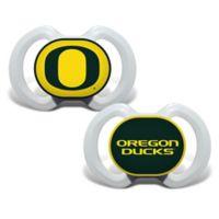 Baby Fanatic® Gen. 3000 University of Oregon 2-Pack Pacifiers