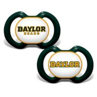 Baby Fanatic® Gen. 3000 Baylor University 2-Pack Pacifiers