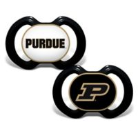 Baby Fanatic® Gen. 3000 Purdue University 2-Pack Pacifiers