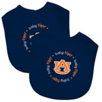 Baby Fanatic Auburn University 2-Pack Bibs