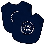 Baby Fanatic® Penn State 2-Pack Bibs