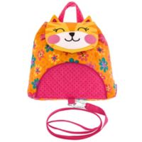 Stephen Joseph® Cat Little Buddy Bag with Safety Harness