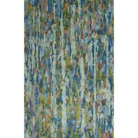 KAS Whisper 9-Foot x 13-Foot Area Rug in Sky Blue Artisan
