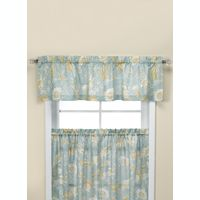 Natural Shell Valance