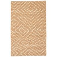 Nikki Chu by Jaipur Living Luxor Tribal 2-Foot x 3-Foot Accent Rug in Sand