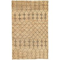 Nikki Chu by Jaipur Living Luxor Taos Tribal 5-Foot x 8-Foot Area Rug in Taupe
