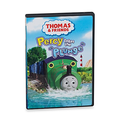 Thomas & Friends® Percy Takes The Plunge DVD