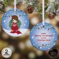 Precious Moments® Wreath Christmas Ornament
