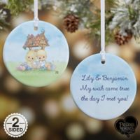 Precious Moments® Wishing Well Christmas Ornament