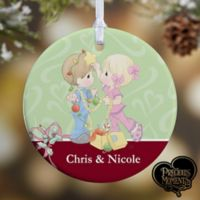 Precious Moments® Christmas Couple Christmas Ornament