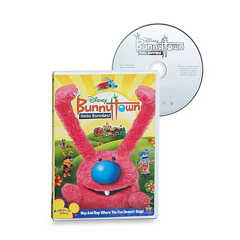 Disney® Bunnytown: Hello Bunnies DVD