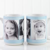 Picture Perfect 3-Photo 15 oz. Photo Mug