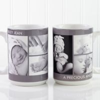 Picture Perfect 6-Photo 15 oz. Photo Mug