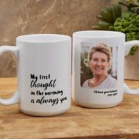 Loving Memory 15 oz. Coffee Mug