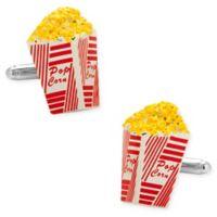 Cufflinks, Inc. 3D Movie Popcorn Cufflinks