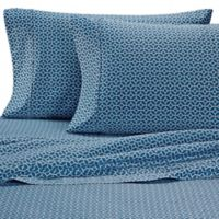 Heartland® HomeGrown™ Linx 400-Thread-Count King Sateen Pillowcase in Teal