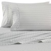 Heartland® HomeGrown™ Confetti 400-Thread-Count King Pillowcases in Charcoal