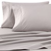 Wamsutta® Dream Zone® 500-Thread-Count PimaCott® Twin Sheet Set in Grey