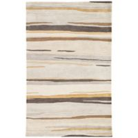 Jaipur Baroque Bernini 9-Foot 6-Inch x 13-Foot 6-Inch Area Rug in Grey/Brown