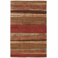 Jaipur Baroque Bernini 2-Foot x 3-Foot Accent Rug in Orange/Brown