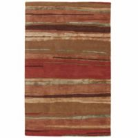 Jaipur Baroque Bernini 9-Foot 6-Inch x 13-Foot 6-Inch Area Rug in Orange/Brown