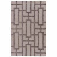 Jaipur City Dallas 2-Foot x 3-Foot Accent Rug in Ivory/Grey