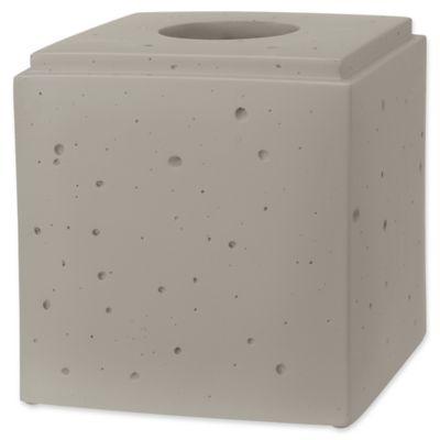 Creative Bath Concrete Boutique Tissue Box