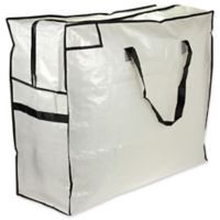 Household Essentials® Large MightyStor Storage Bag in White