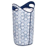 Household Essentials® 16-Inch Softside Laundry Hamper in Blue