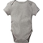 MiracleWear Newborn Solid Bodysuit in Grey
