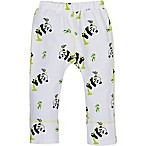 MiracleWear Newborn Panda Pant in Green/White
