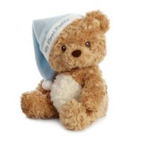 Aurora World® My First Teddy Plush Toy in Blue