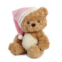 Aurora World® My First Teddy Plush Toy in Pink