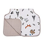 Little Unicorn™ Cotton Muslin Burp Cloth in Forest Friends