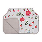 Little Unicorn™ Cotton Muslin Burp Cloth in Summer Poppy