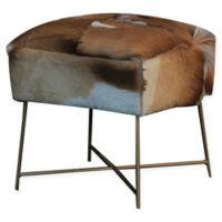 Ren-Wil Nutmeg Real Hide Chair