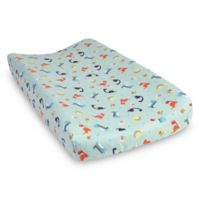 Trend Lab® Dinosaurs Flannel Changing Pad Cover