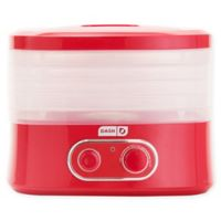Dash SmartStore Dehydrator in Red
