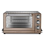 Cuisinart® Stainless Steel 6-Slice Convection Toaster Oven/Broiler in Umber