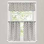 Morocco Swag Window Valance in Stone