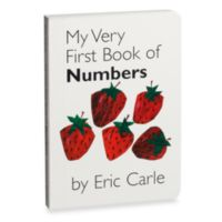 My Very First Book of Numbers by Eric Carle