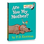 Dr. Seuss' Are You My Mother? Board Book