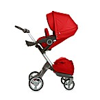 Stokke® Xplory® Stroller and Accessories - Red